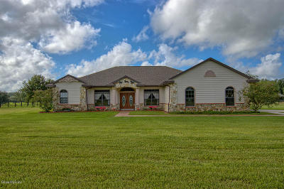 Marion County Farm For Sale: 16970 NW 130th Street