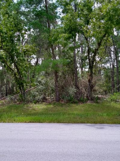Residential Lots & Land For Sale: Tba SW 154th Place Road