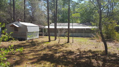 Dunnellon Single Family Home For Sale: 3740 SW 189th Avenue