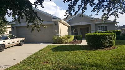 Ocala Single Family Home For Sale: 5632 SW 40th Place