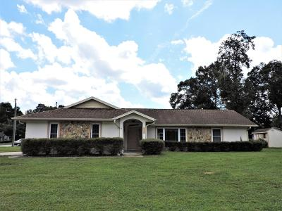 Ocala Single Family Home For Sale: 1790 NE 42 Street