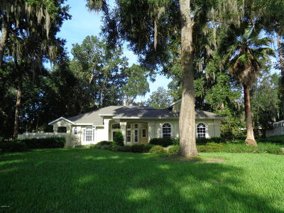 Ocala Single Family Home For Sale: 4802 SW 1st Avenue