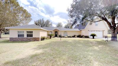 Marion County Single Family Home For Sale: 4780 NE 105th Place
