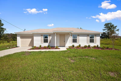 Ocala Single Family Home For Sale: 5 Spruce Pass