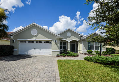 Ocala Single Family Home For Sale: 8399 SW 82nd Circle