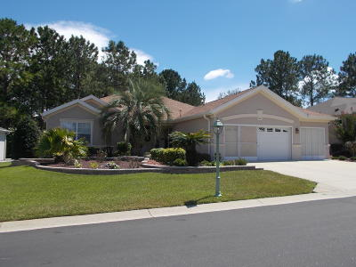 Spruce Creek Gc Single Family Home For Sale: 9460 SE 130th Place Road
