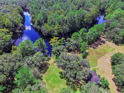Dunnellon Single Family Home For Sale: 13850 SW 164th Avenue Road