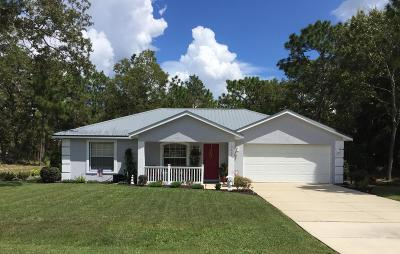 Summerfield Single Family Home For Sale: 15627 SE 96th Avenue