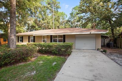 Ocala Single Family Home For Sale: 2321 NE 41st Street