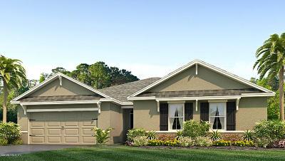 Meadow Glenn Single Family Home For Sale: 9699 SW 51st Avenue