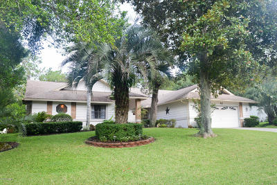 Homosassa Single Family Home For Sale: 6 Longleaf Court