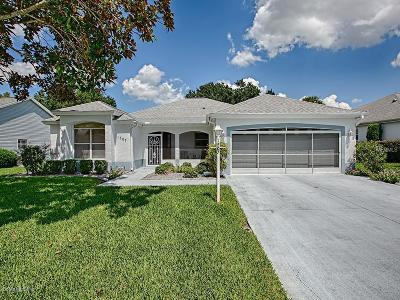 The Villages Single Family Home For Sale: 1507 Nueva Place