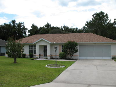 Marion Oaks North, Marion Oaks Rnc, Marion Oaks South Single Family Home For Sale: 15571 SW 34 Court Road