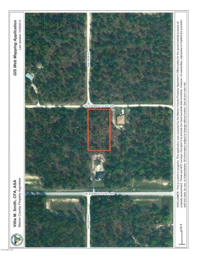 Rolling Hills, Rolling Hills Unit 1-A, Rolling Hills Unit 2, Rolling Hills Unit 2-A, Rolling Hills Unit 3, Rolling Hills Unit 4, Rolling Hills Unit 5 Residential Lots & Land For Sale: 7866 SW 128th Terrace Road