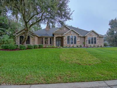 Ocala Single Family Home For Sale: 4020 SE 9th Avenue