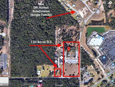 Ocala Residential Lots & Land For Sale: 2120 NE 46th Avenue