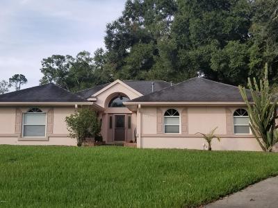 Ocala Single Family Home For Sale: 3025 SE 41st Street