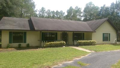 Dunnellon Single Family Home For Sale: 21080 SW 93 Lane Road