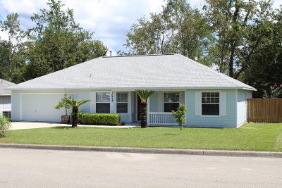 Gainesville Single Family Home For Sale: 3559 NW 87th Terrace