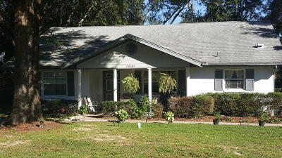 Dunnellon Single Family Home For Sale: 20081 SW 83rd Street