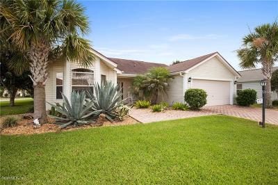 The Villages Single Family Home For Sale: 1902 Diaz Lane