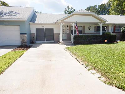 Ocala Condo/Townhouse For Sale: 8650 SW 94th Lane #E