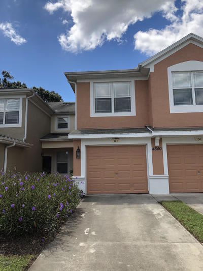 Ocala Condo/Townhouse For Sale: 4540 SW 52nd Circle #103