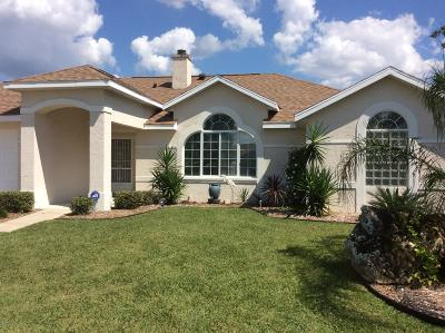 Ocala Palms Single Family Home For Sale: 2131 NW 50th Avenue