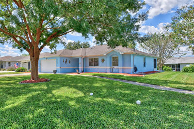 Ocala Single Family Home For Sale: 8622 SW 60th Circle