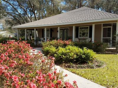 Ocala Single Family Home Pending: 9583 SW 74th Avenue