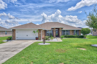 Ocala Single Family Home For Sale: 9726 SW 56th Circle