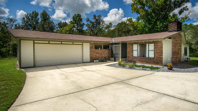 Dunnellon Single Family Home For Sale: 3390 SW Admiral Landing Drive