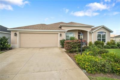 The Villages Single Family Home For Sale: 1682 Long Loop