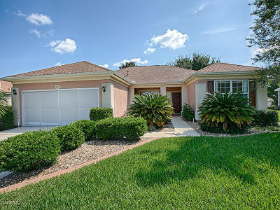 Spruce Creek Gc Single Family Home For Sale: 13183 SE 93rd Terrace Rd Road