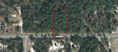 Dunnellon Residential Lots & Land For Sale: SW 155th Street
