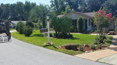 Marion County Rental For Rent: 8114 SW 108th Loop