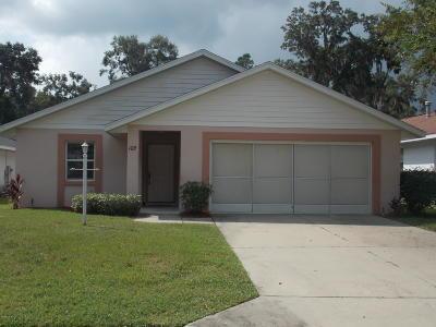 Ocala Single Family Home For Sale: 1020 NE 30th Avenue #109