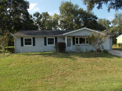 Single Family Home For Sale: 9088 SW 109th Lane