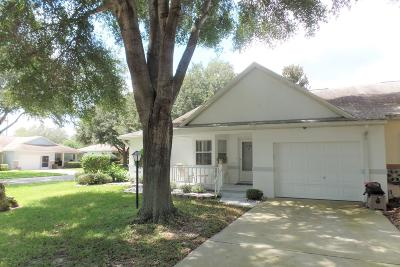 Ocala Condo/Townhouse For Sale: 9758 SW 94th Court #A