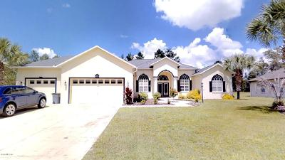 Ocala Single Family Home For Sale: 5323 SW 111th Lane Road
