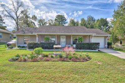Ocala FL Single Family Home For Sale: $122,000