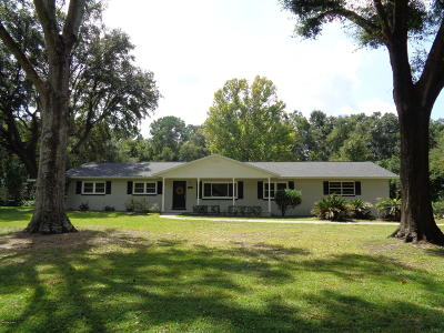 Ocala Single Family Home For Sale: 4430 SE 47th Place
