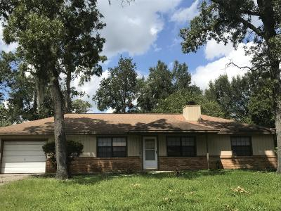 Marion County Rental For Rent: 3085 NE 45th Street