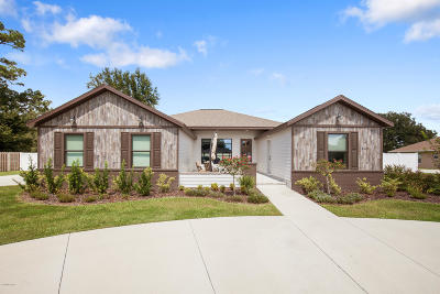 Ocala Single Family Home For Sale: 6125 SE 11th Street