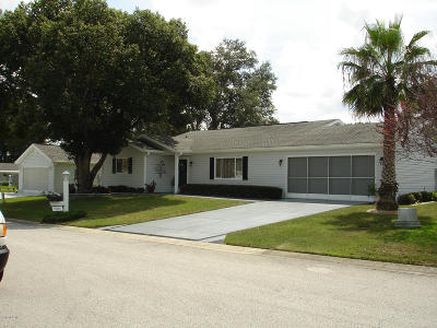 Summerfield FL Single Family Home Pending: $169,900