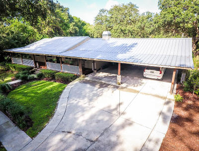 Dunnellon Single Family Home For Sale: 9075 N Cedar Cove Road