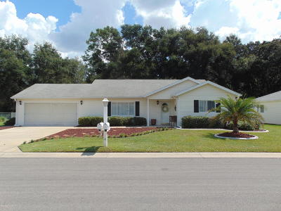 Dunnellon Single Family Home For Sale: 14860 SW 112th Circle