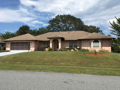Ocala Single Family Home For Sale: 5441 SW 85 Lane