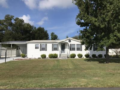 Ocala Mobile/Manufactured For Sale: 8702 SW 67th Ct