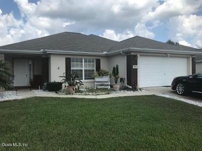 Summerfield Single Family Home For Sale: 9239 SE 134th Place